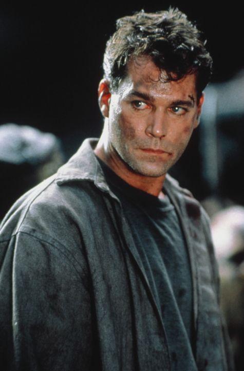Robbins (Ray Liotta) lässt sich nicht leicht unterbuttern ... - Bildquelle: Columbia Tristar International Television