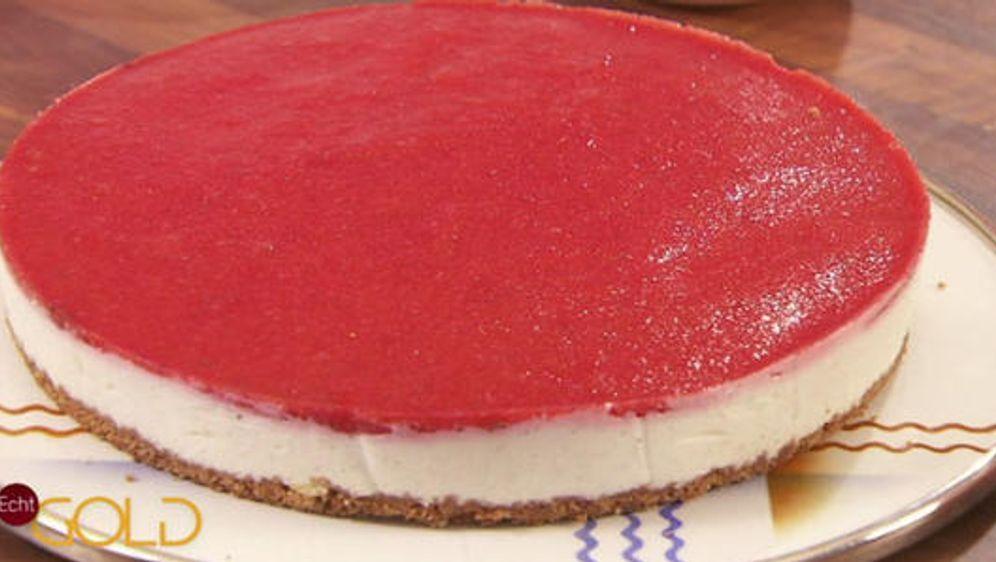 Sat 1 Gold Rezept Erdbeer Frischkase Torte