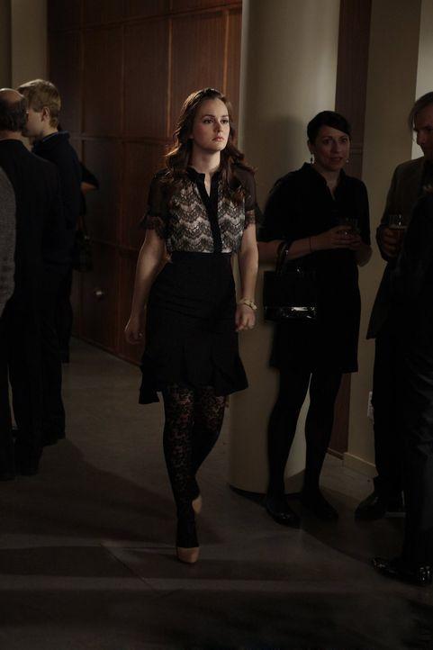 Hofft, dass Cyrus ein Schlupfloch in ihrem Ehevertrag gefunden hat, um sich von Louis scheiden lassen zu können: Blair (Leighton Meester) ... - Bildquelle: Warner Bros. Television