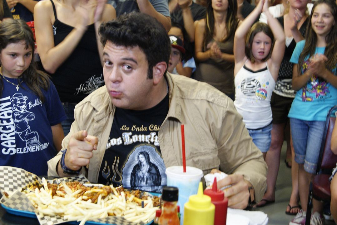 Adam Richman - Bildquelle: 2009, The Travel Channel, L.L.C./Sharp Entertainment