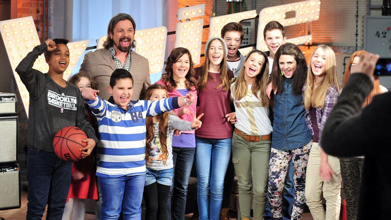 The-Voice-Kids-Stf02-Epi05-04-SAT1-Andre-Kowalski - Bildquelle: SAT.1/Andre Kowalski