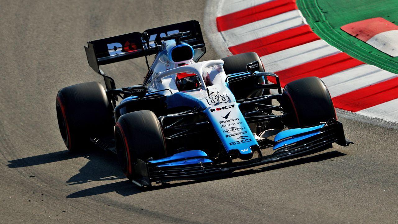Platz 10: Williams Racing - Bildquelle: Getty