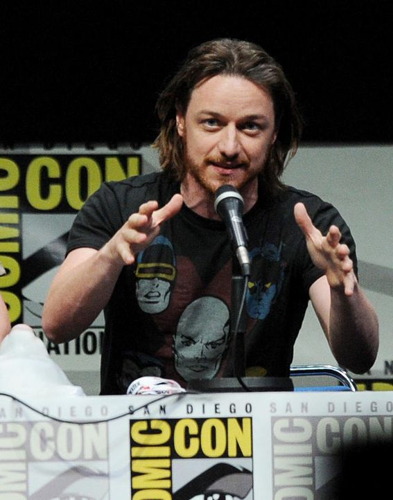 Comic-Con-James-McAvoy-13-07-20-getty-AFP.jpg 729 x 928 - Bildquelle: getty-AFP