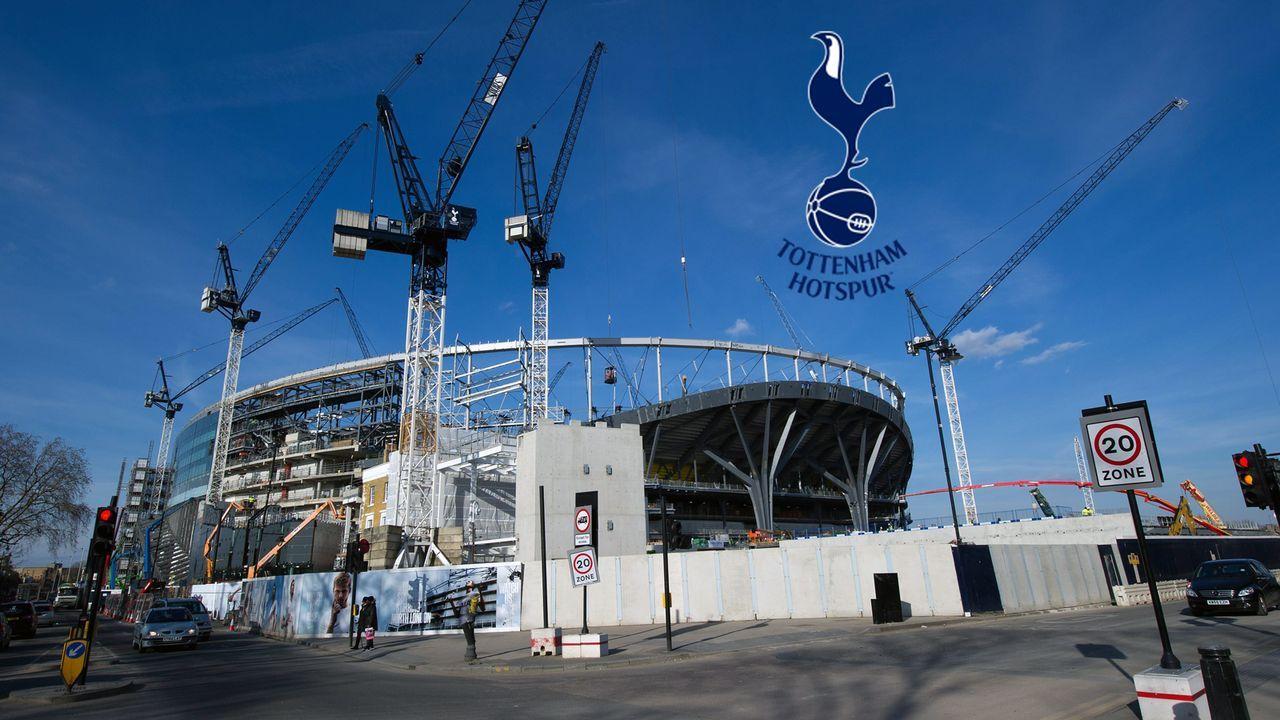 Wegen Verzögerung bei Stadioneröffnung: Petition zum Punkteabzug gegen Spurs gestartet - Bildquelle: imago/PRiME Media Images