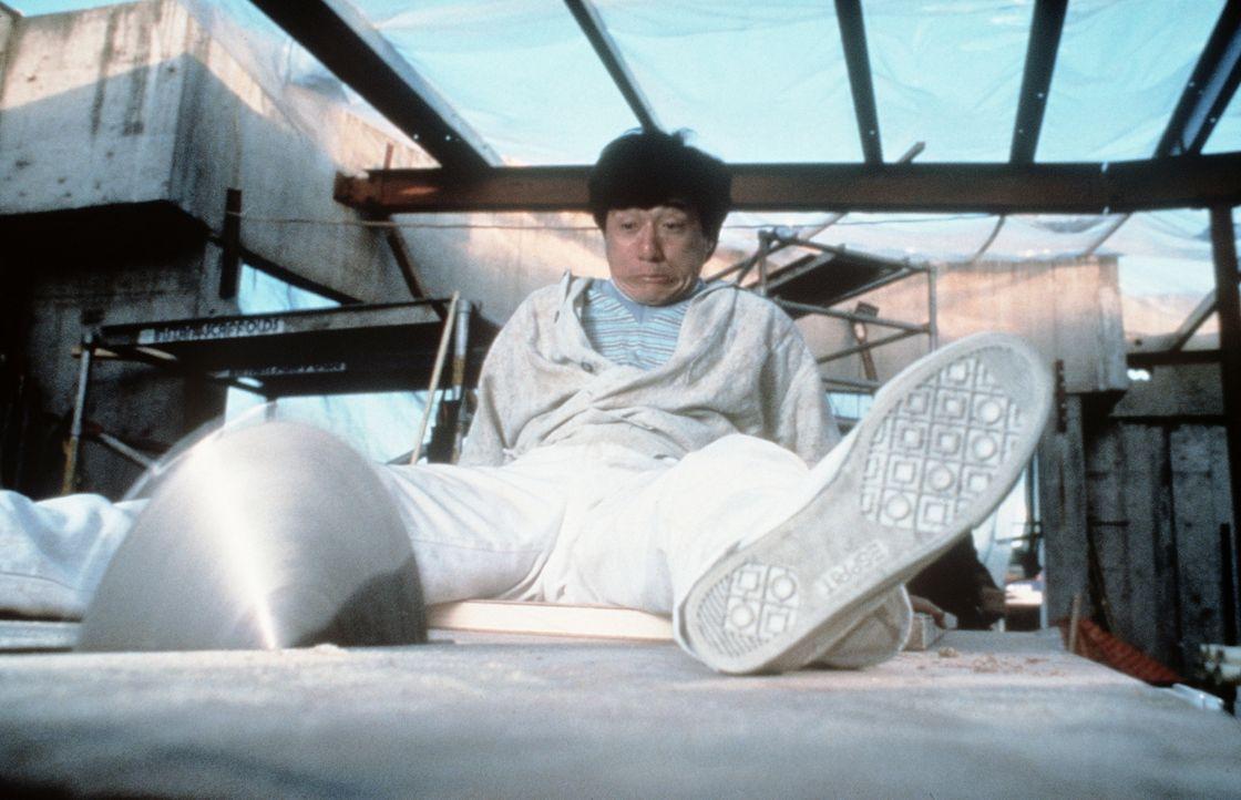 Auf einer Baustelle kommt es zum Showdown zwischen Jackie (Jackie Chan) und den Gangstern ... - Bildquelle: Kinowelt Filmverleih