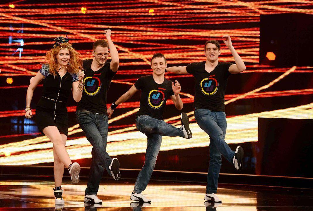 Got-To-Dance-Jump-Jump-14-SAT1-ProSieben-Willi-Weber - Bildquelle: SAT.1/ProSieben/Willi Weber