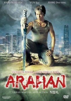 Arahan - ARAHAN - Plakatmotiv - Bildquelle: Splendid