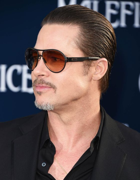 Maleficent-Brad-Pitt-14-05-28-3-getty-AFP - Bildquelle: getty-AFP