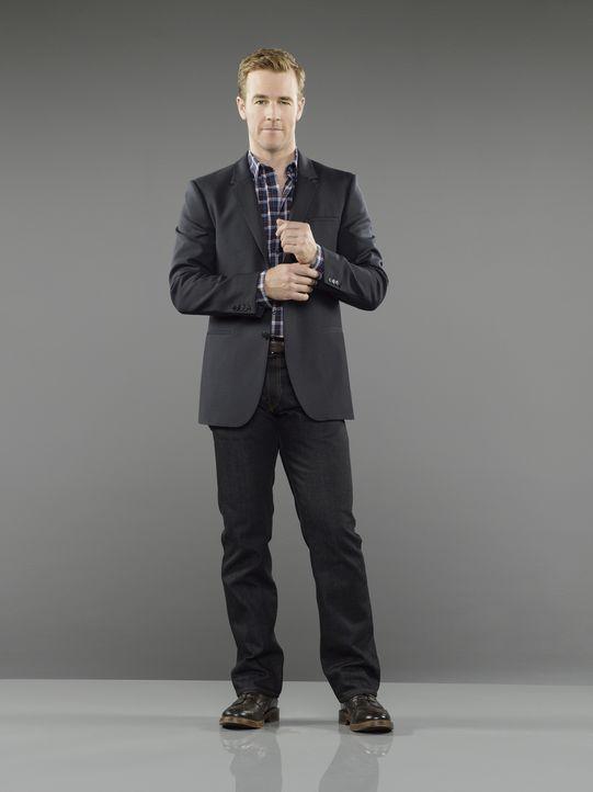 (2. Staffel) - Chloes bester Kumpel und Ex-Freund ist Schauspieler James Van der Beek (James Van der Beek), der seiner Vergangenheit als Teenieschwa... - Bildquelle: 2012 American Broadcasting Companies. All rights reserved.