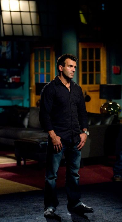 """Kann Shane O'Neill die Jury davon überzeugen, ihn zum """"Ink Master"""" zu ernennen? - Bildquelle: Fernando Leon Spike TV"""