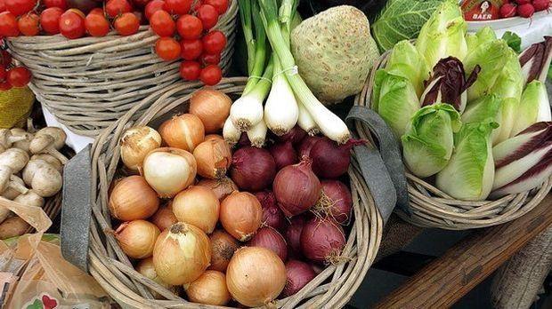 Tomaten-Lauch-Salat