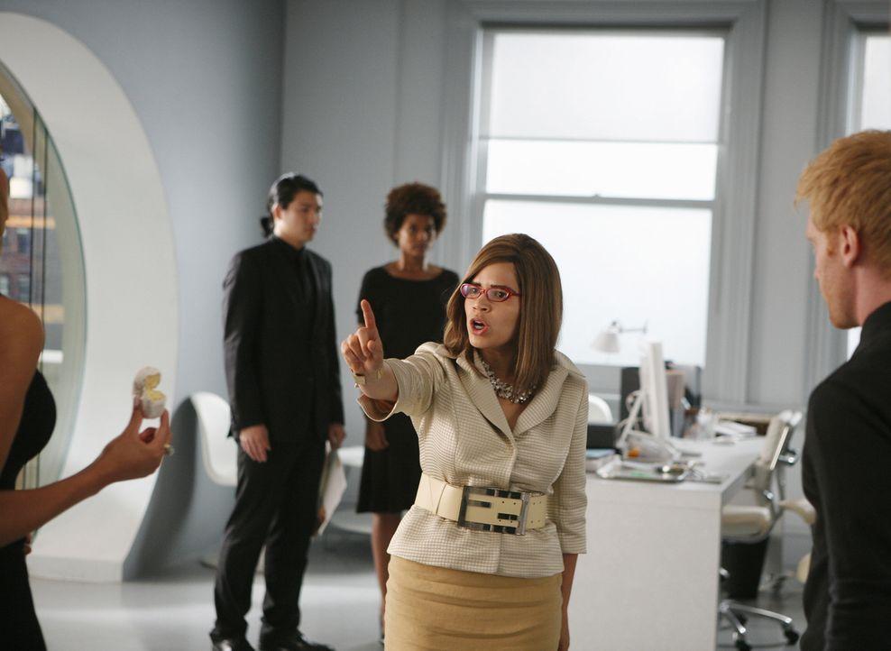 Niemals hätte Wilhelmina gedacht, dass Betty (America Ferrera) eine wunderbare Assistentin ist ... - Bildquelle: 2008   ABC Studios