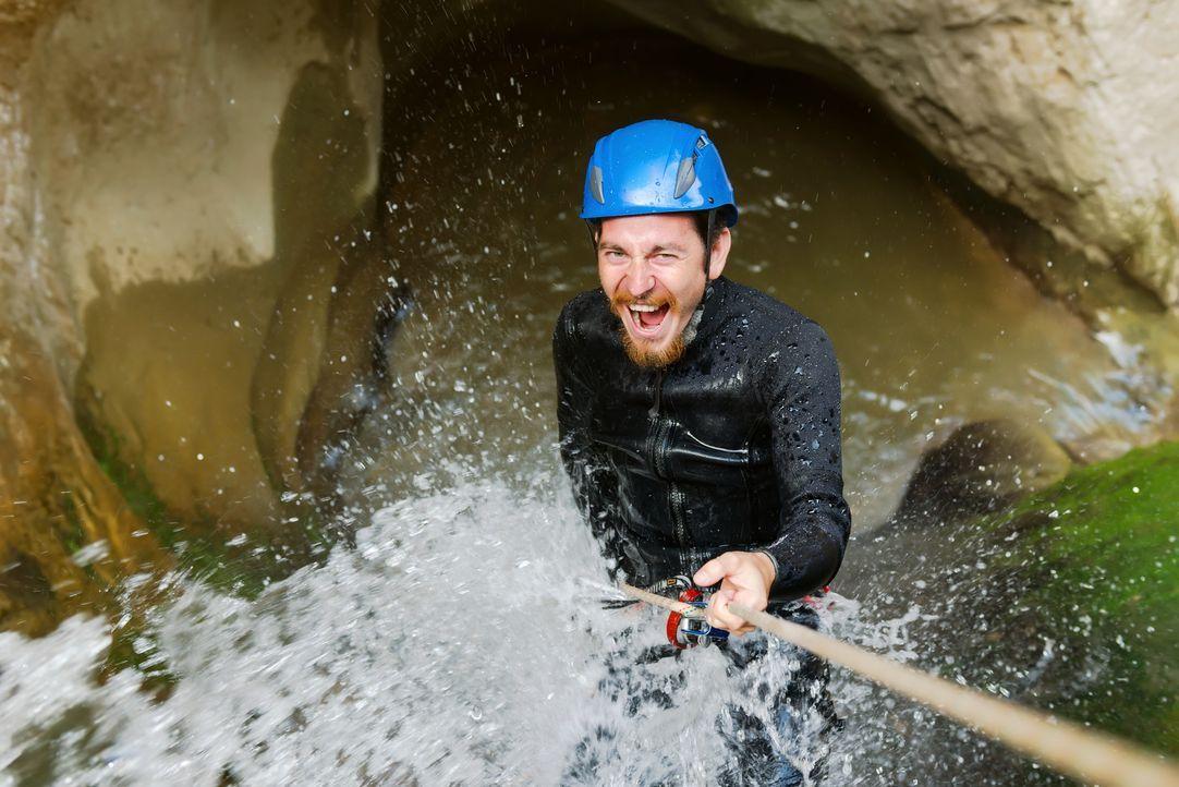 canyoning-harz-fotolia - Bildquelle: koszivu - Fotolia