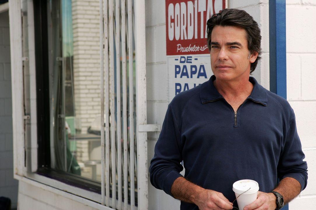 Sandy (Peter Gallagher) ist besorgt, dass Ryan eine Dummheit begeht ... - Bildquelle: Warner Bros. Television