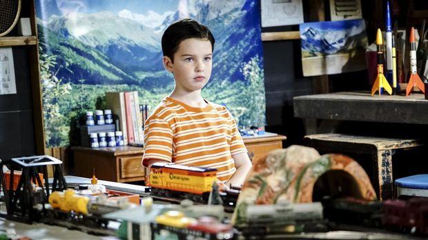 Young Sheldon - Young Sheldon - Staffel 1 Episode 10: Dallas, Grüne Bohnen Und Eine Adlerfeder
