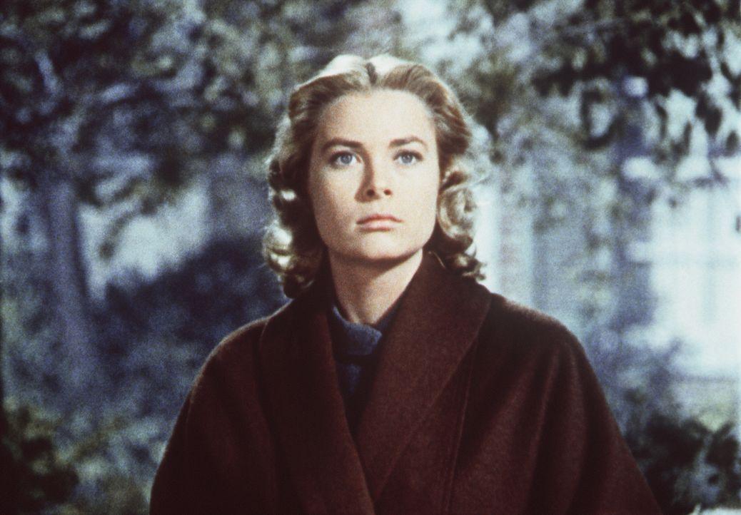 Die wohlhabende Margot (Grace Kelly) sieht sich als Opfer einer Verschwörung ... - Bildquelle: Warner Bros.