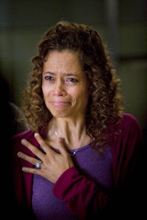 Macht sich Sorgen um ihren Sohn: Bethany Anderson (Erica Gimpel) ... - Bildquelle: Touchstone Television