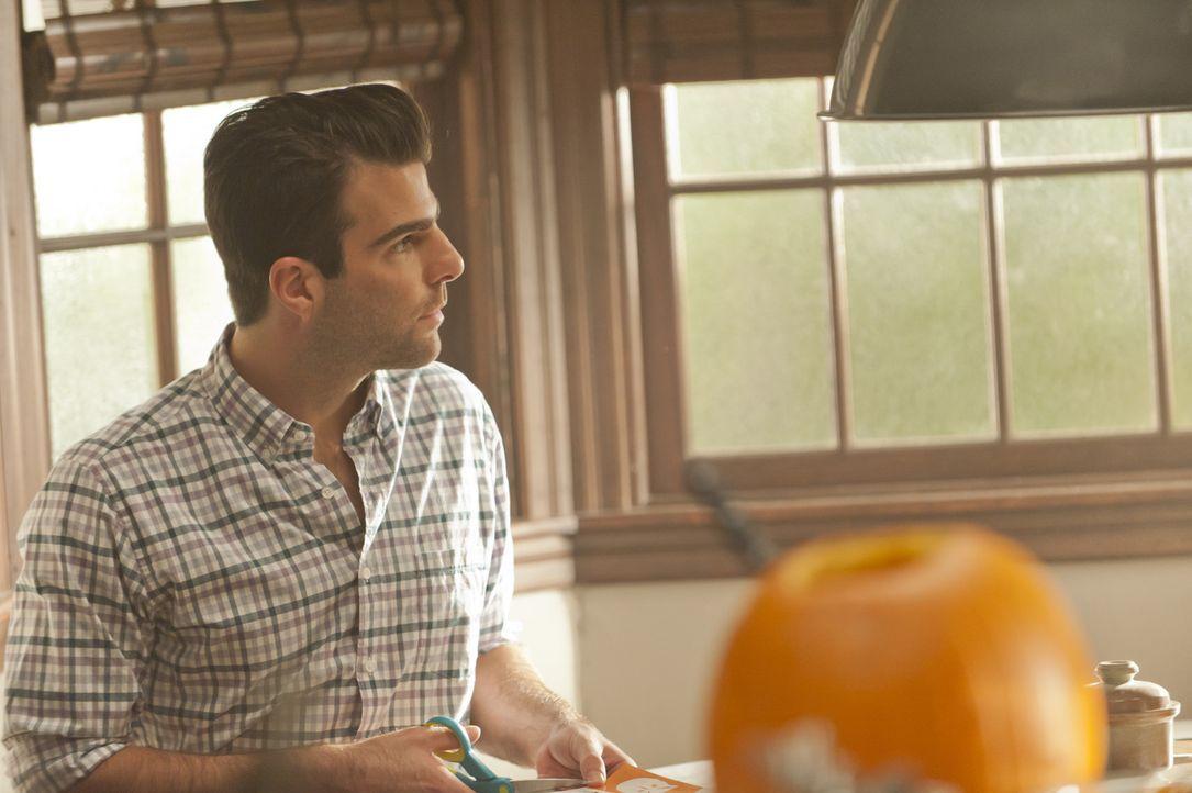 Er will sein ehemaliges Zuhause unter allen Umständen zurückgewinnen: Chad (Zachary Quinto) - Bildquelle: 2011 Twentieth Century Fox Film Corporation. All rights reserved.