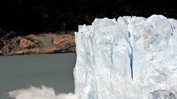 Klimawandel Eis dpa
