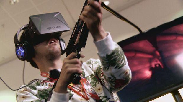 Trendcheck: Oculus Rift aus Pappe