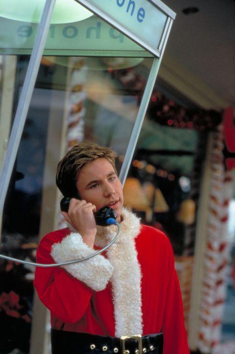 Seit dem Tode seiner Mutter hat Jake (Jonathan Taylor Thomas) kein Weihnachtsfest mehr zu Hause verbracht. Weil sein Vater ihm einen Porsche verspri... - Bildquelle: Alan Markfield Disney Enterprises Inc./Alan Markfield