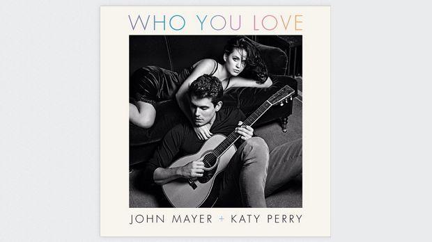 Katy und John, das neue Traumpaar? - Bildquelle: instagram.com/johnmayer