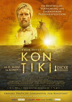 Kon-Tiki - KON TIKI - Plakatmotiv - Bildquelle: DCM Film Distribution GmbH