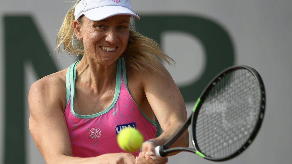 Mona Barthel scheiterte in Nottingham im Viertelfinale - Bildquelle: AFPSIDERIC FEFERBERG