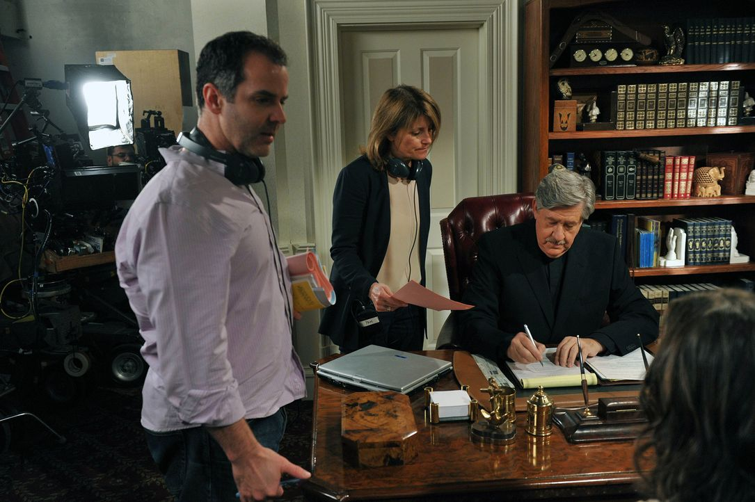 HIMYM- Behind the scenes- Knight Visions (3) - Bildquelle:  CBS Broadcasting, Inc. All rights reserved