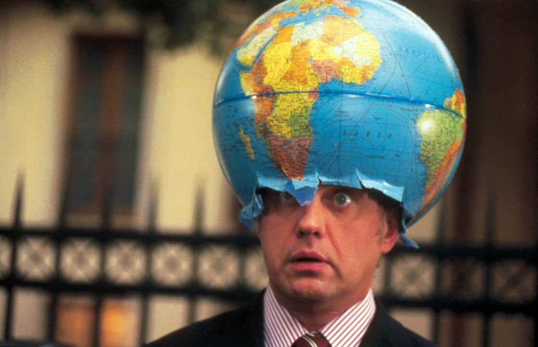 Versteht die Welt nicht mehr: Maxis Vater (Uwe Ochsenknecht) ... - Bildquelle: Buena Vista International. All rights reserved