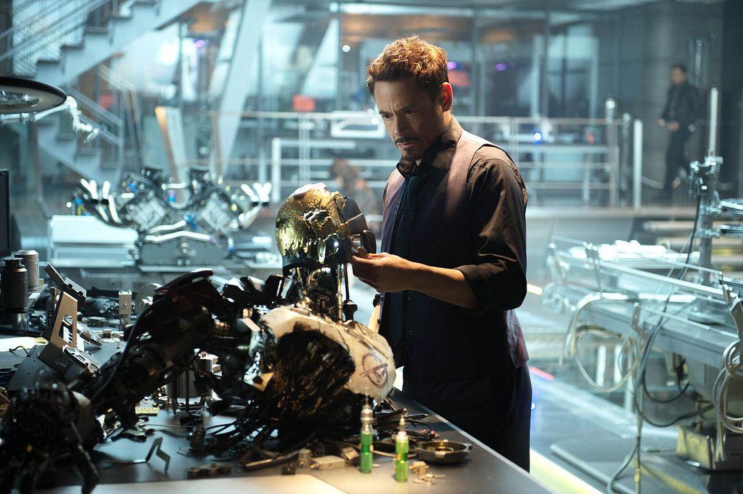 Marvels-Avengers-Age-Of-Ultron-13-Marvel2015 - Bildquelle: Marvel 2015