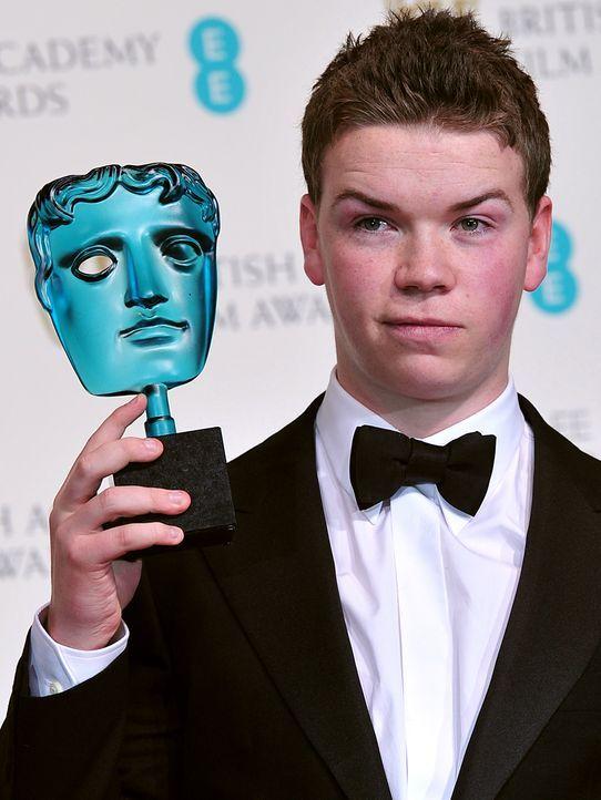 BAFTA-Will-Poulter-14-02-16-AFP - Bildquelle: AFP