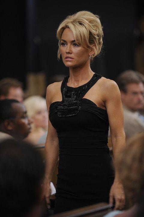 Wird sie die Hochzeit von Christian und Liz zerstören? Kimber (Kelly Carlson) ... - Bildquelle: Warner Bros. Entertainment Inc. All Rights Reserved.