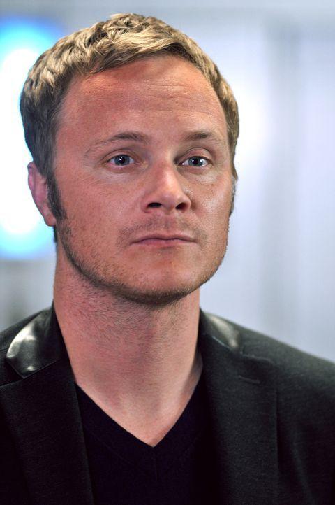 Hat Anton Harris (David Anders) etwas mit dem Fall zu tun, in dem das Team gerade ermittelt? - Bildquelle: ABC Studios