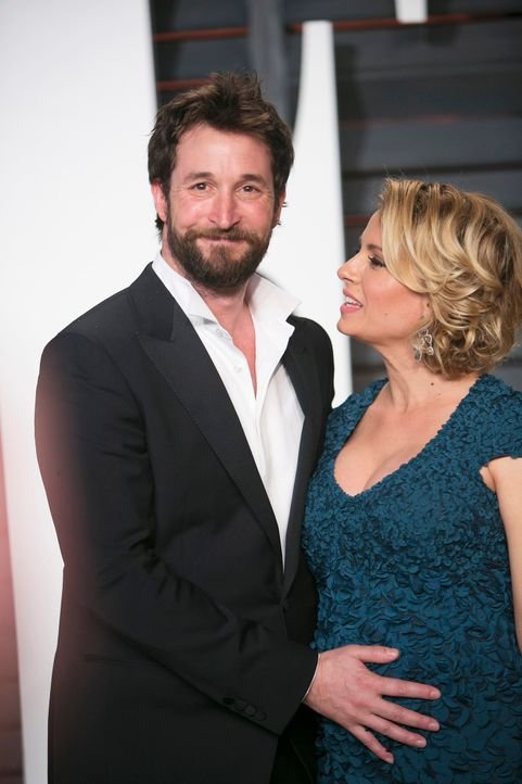 Oscars-Vanity-Fair-Party-Noah-Wyle-Sara-Wells-150222-AFP - Bildquelle: AFP