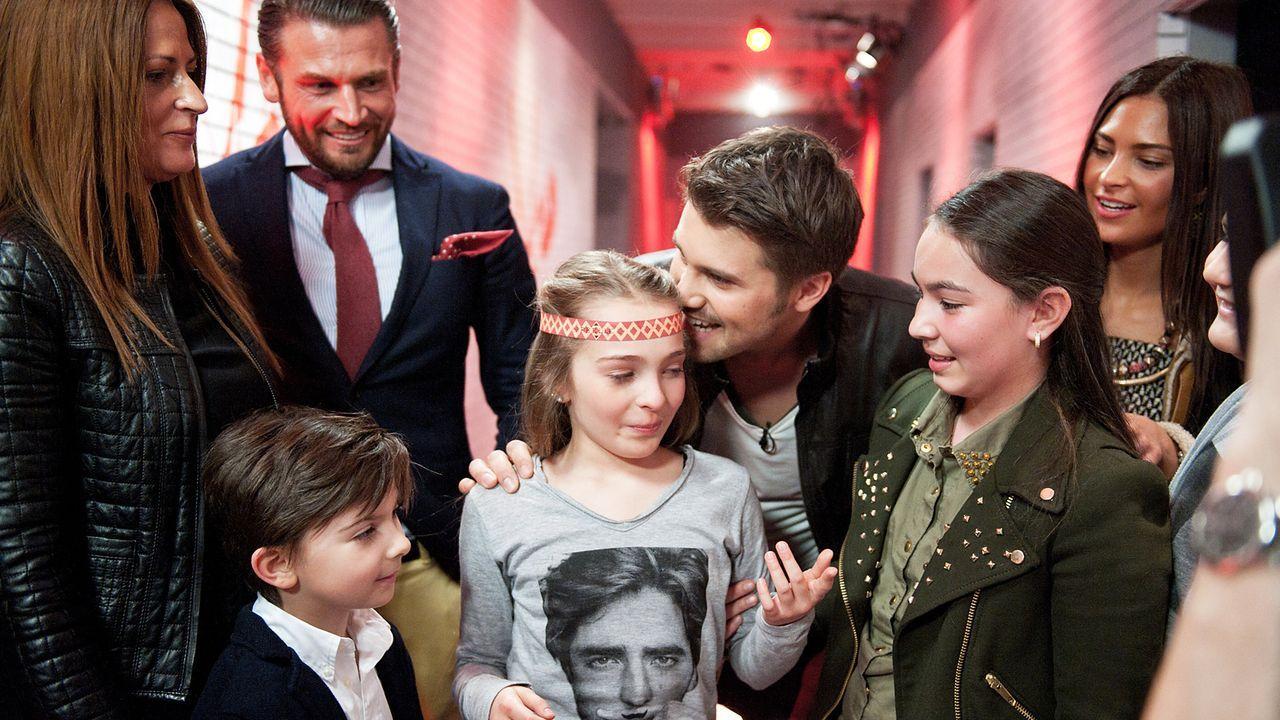The-Voice-Kids-Nachher-Fabienne-03-Andre-Kowalski - Bildquelle: SAT.1/Andre Kowalski