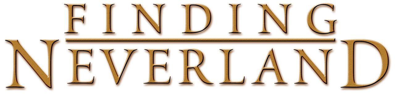 FINDING NEVERLAND: Originaltitel-Logo ... - Bildquelle: Miramax Films. All rights reserved