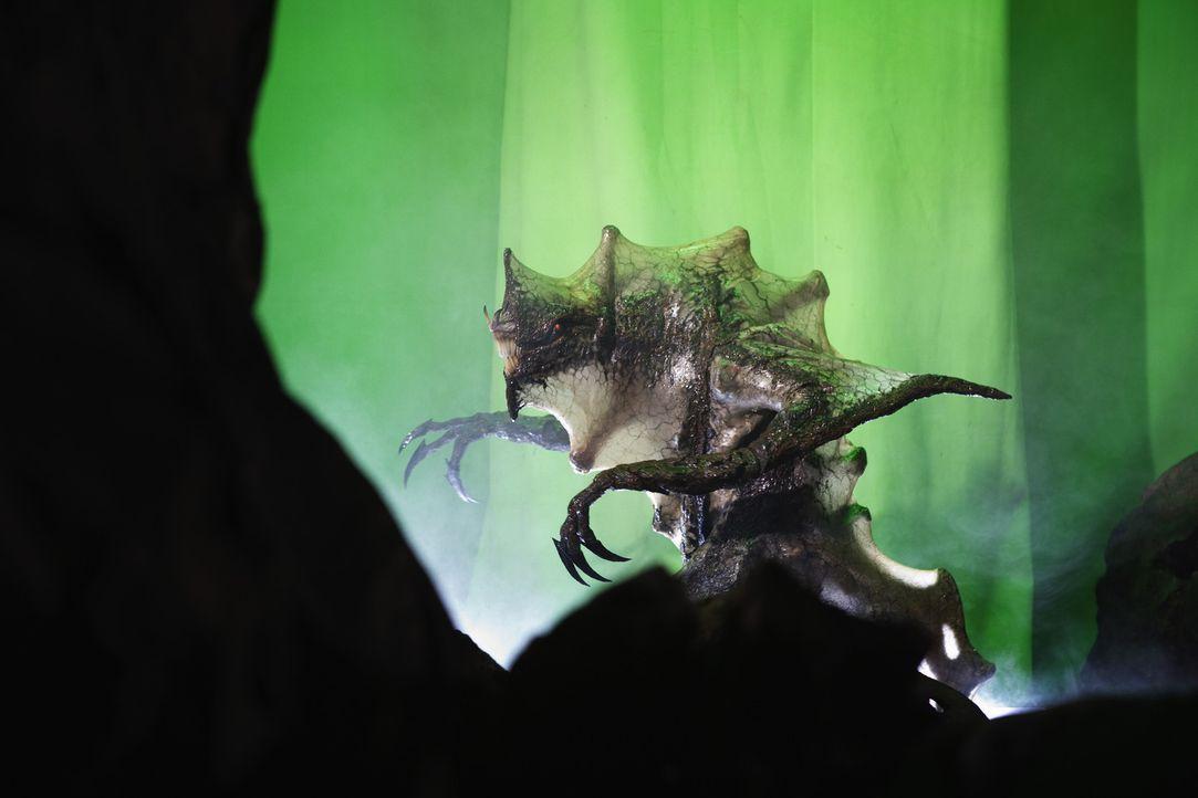 Aliens planen eine Invasion, doch dummerweise kommen ihnen zwei Teenager und ein Ufo in die Quere ... - Bildquelle: Disney