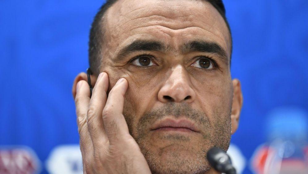 Essam El-Hadary will ältester Spieler der WM werden - Bildquelle: AFPSIDANNE-CHRISTINE POUJOULAT