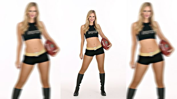 New Orleans Saints - Brittany - Bildquelle: NFL