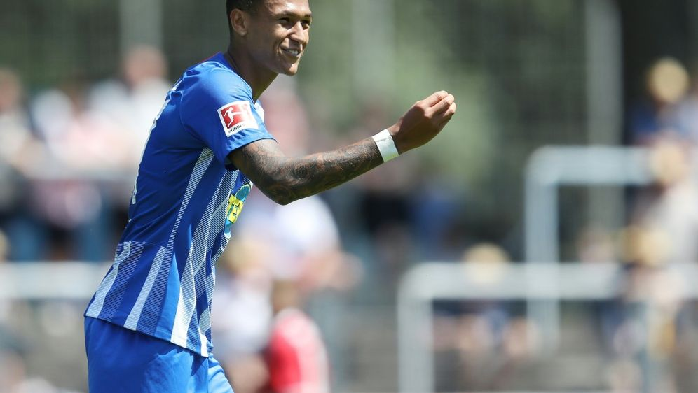 Hertha BSC gewinnt beim Regionalligisten Babelsberg 03 - Bildquelle: FIROFIROSID