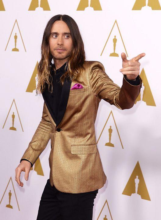 Oscars-Luncheon-Jared-Leto-14-02-10-dpa - Bildquelle: dpa
