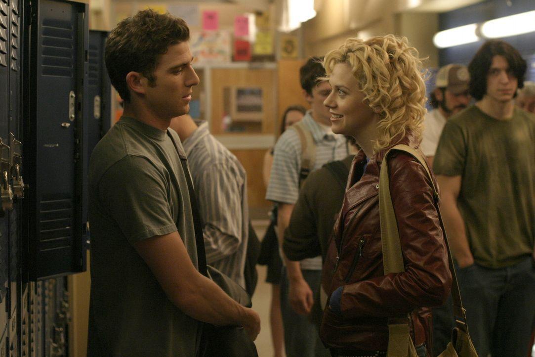 Einer der Gründe, warum Jake (Bryan Greenberg, l.) nach Tree Hill zurückkommt, ist Peyton (Hilarie Burton, r.) ... - Bildquelle: Warner Bros. Pictures