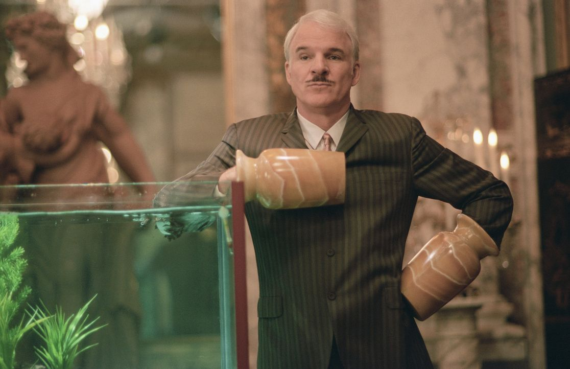Eines ist garantiert: Wo Inspektor Clouseau (Steve Martin) auftaucht, ist das Chaos vorprogrammiert ... - Bildquelle: Metro-Goldwyn-Mayer Studios Inc. All Rights Reserved.