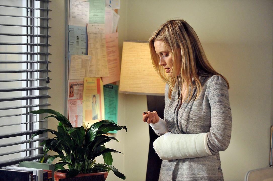 Während sich mall wieder über Schul- und Alternativmedizin gestritten wird, kämpft Charlotte (KaDee Strickland) mit der Verarbeitung ihrer Vergew... - Bildquelle: ABC Studios