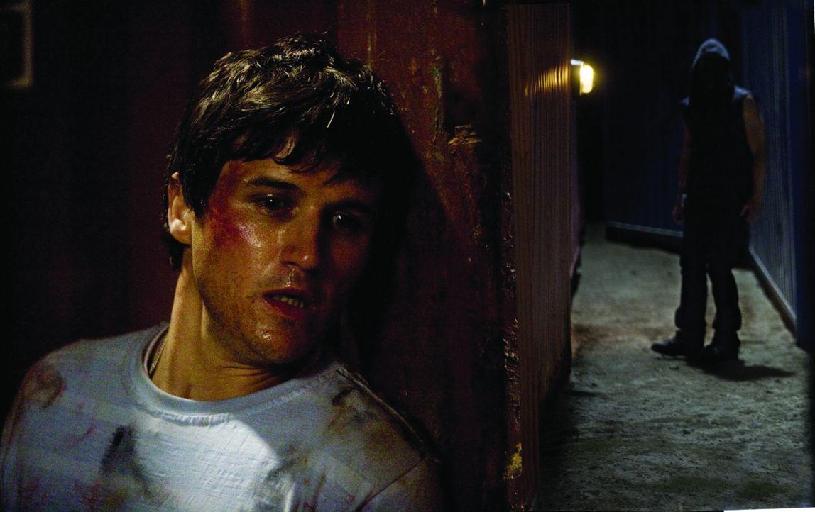 Für Zakes (Will Ash) beginnt sein schlimmster Alptraum Wirklichkeit zu werden ...