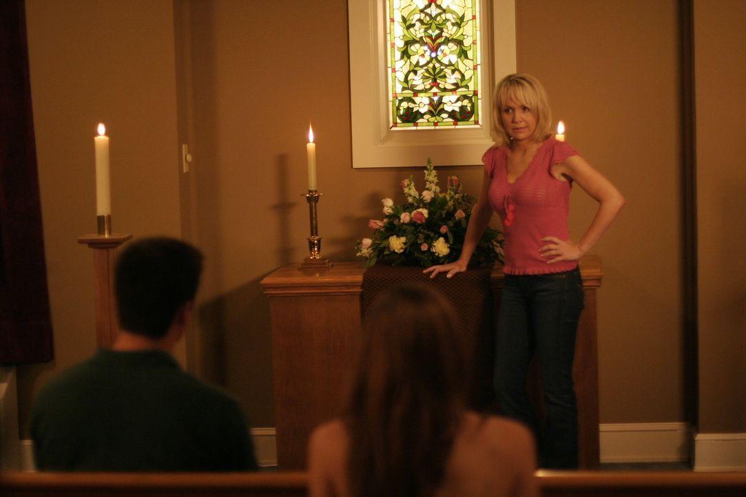Deb (Barbara Alyn Woods) macht sich große Vorwürfe, weil Dan im Koma liegt ... - Bildquelle: Warner Bros. Pictures