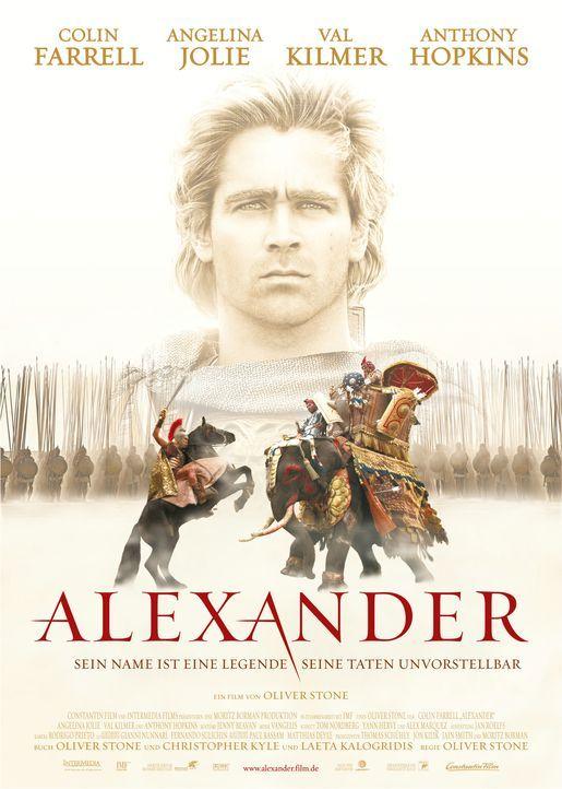 Alexander - Plakatmotiv - Bildquelle: Constantin Film