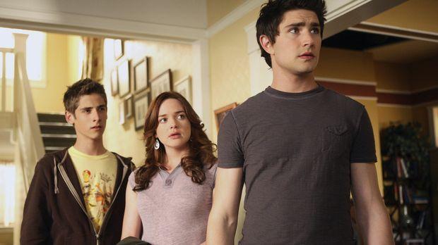 Weil sich die Tragers sorgen um die Kinder machen, haben sie Kyle (Matt Dalla...