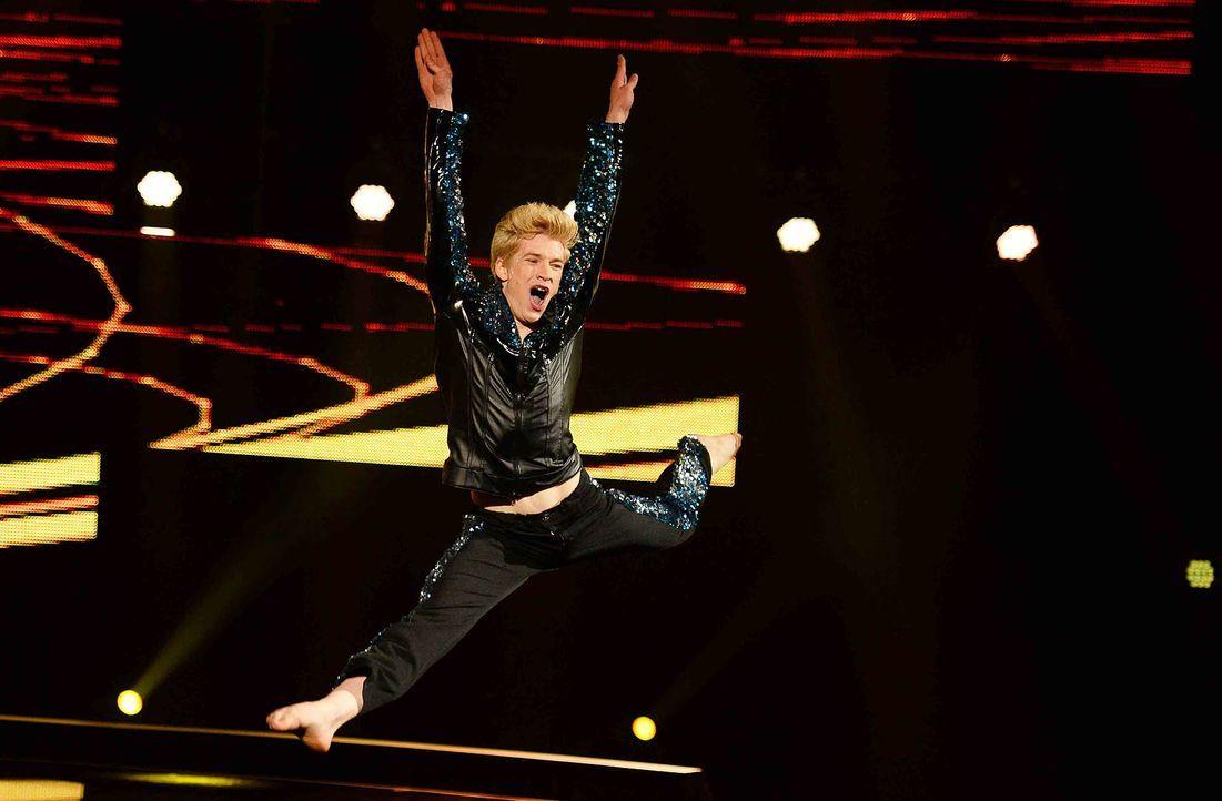 Got-To-Dance-Florian-Cramer-09-SAT1-ProSieben-Willi-Weber - Bildquelle: SAT.1/ProSieben/Willi Weber